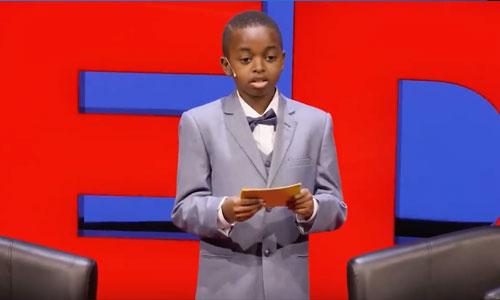 Joshua, autiste Asperger, étudiant à Oxford depuis ses 6 ans