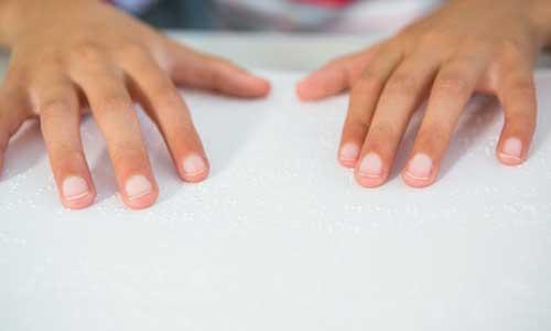 Journée du braille : un système négligé mais nécessaire