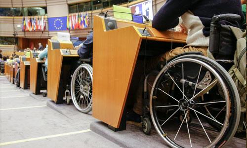 L'Europe s'engage-t-elle pour ses députés handicapés ?
