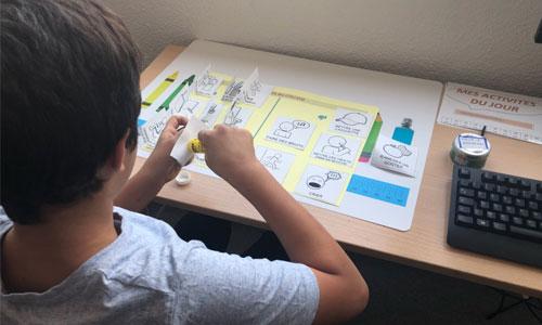 La 1ère unité pour collégiens autistes fait un carton