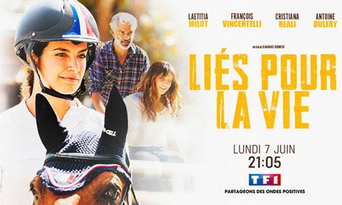 Cavalière paraplégique TF1 adapte le roman de Laëtitia Milot
