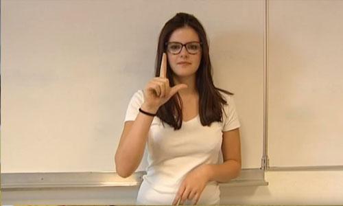 Langue des signes au bac : une option qui séduit