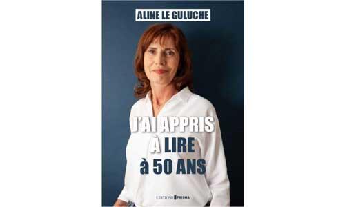 Le combat d'Aline, dyslexique, qui a appris à lire à 50 ans