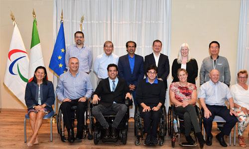 Le Comité international paralympique a 30 ans!