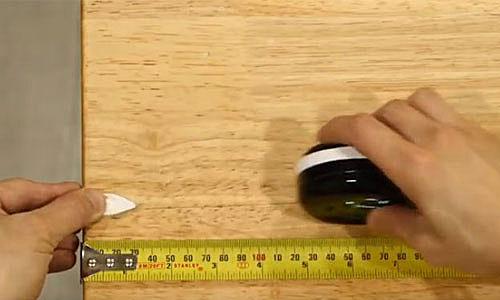 """Le """"Macaron"""" : un mètre connecté pour les non-voyants"""