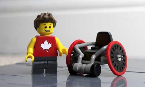 Lego : des figurines handicapées pour se jouer des préjugés