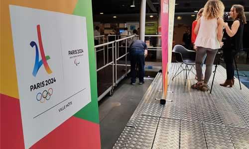 Les indépendants handicapés privés des marchés Paris 2024?
