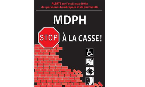 Les MDPH en danger ? Mobilisation le 14 octobre