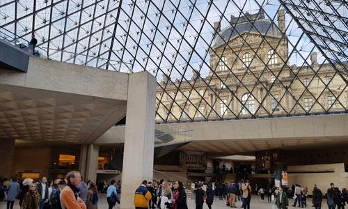 Lorsque le Louvre s'ouvre au handicap psychique