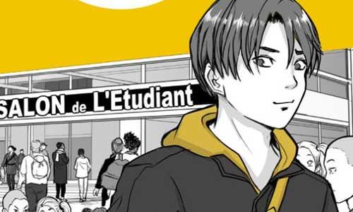 """Lycéens handicapés : un manga pour """"oser"""" étudier"""