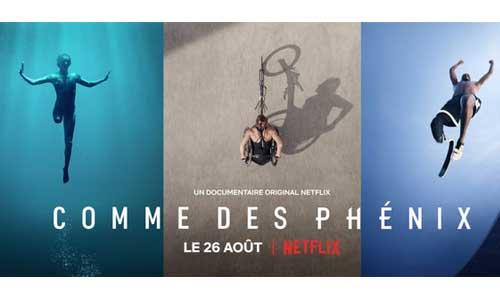 Netflix diffuse un film révolutionnaire sur le handisport