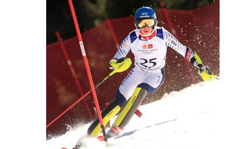 Para ski alpin en or : l'éclat français !