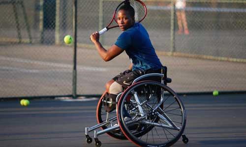 Para-tennis: KG, star Sud-Africaine qui déjoue les fatalités