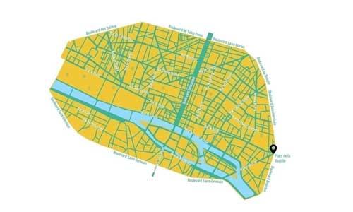 Paris sans voiture en 2022 : et en cas de handicap?
