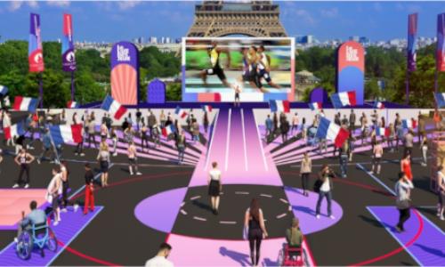 Paris 2024 fête les paralympiques dans toute la France