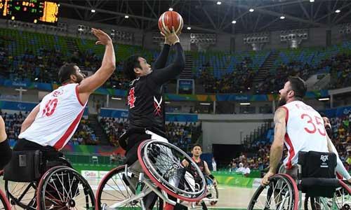Paris 2024 : le basket fauteuil réintégré aux Jeux para
