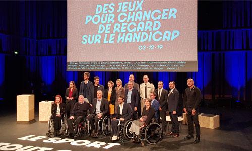 Paris 2024 : mobilisation exceptionnelle autour du handicap