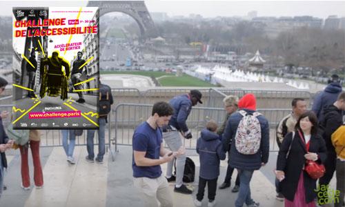 Paris : le grand challenge de l'accessibilité est lancé