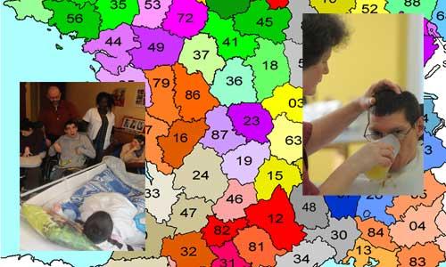PCH, ACTP : 484 000 prestations handicap départementales