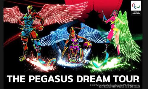 Pegasus : jeu vidéo pour doper les Paralympiques de Tokyo
