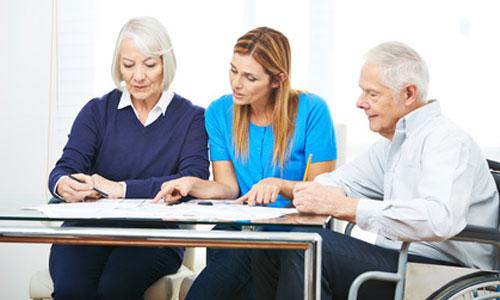 Personnes handicapées : une retraite prise sur le tard