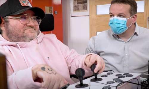Philou, handi-gamer : web-série sur le jeu vidéo accessible