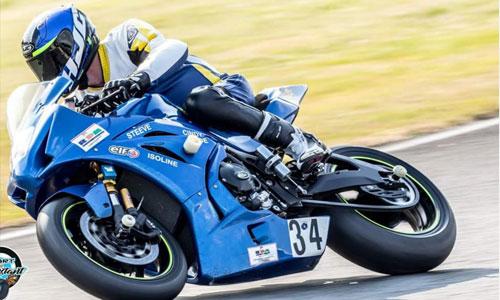 Pilote de moto paraplégique : en selle pour la victoire !