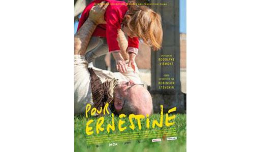 Pour Ernestine : le film intime d'un papa bipolaire