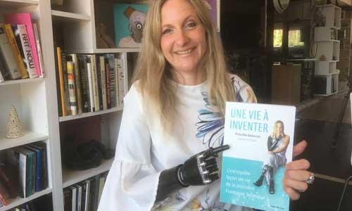 Priscille Deborah, 1ère Française bionique: sa métamorphose!