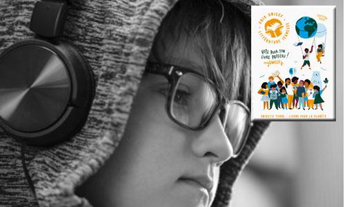Prix Unicef littérature jeunesse : les livres audiodécrits