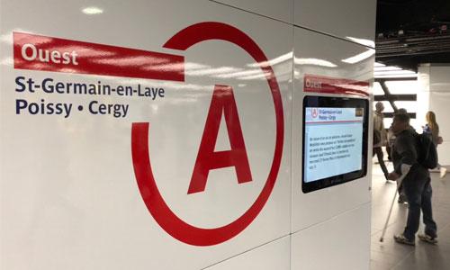 RER A : la ligne 100 % accessible, désormais labellisée !