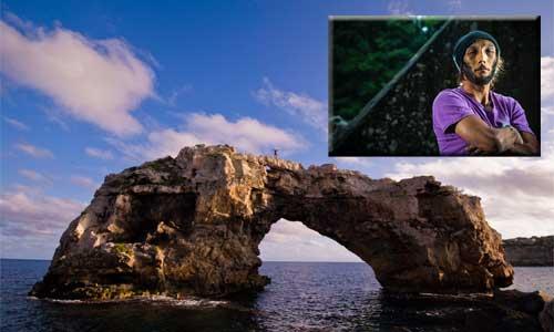 Ribière : l'handi-escaladeur à l'assaut d'un rocher mythique