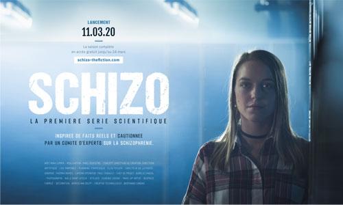 Schizo, série inspirée de faits réels pour briser les tabous