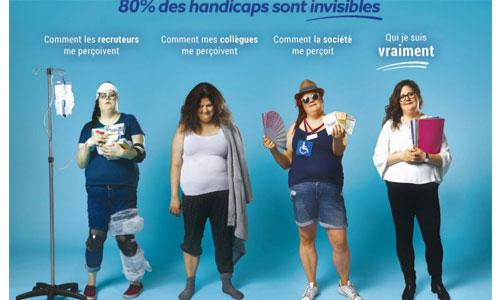 SEEPH 2019 : focus sur les invisibles, 80 % des handicaps