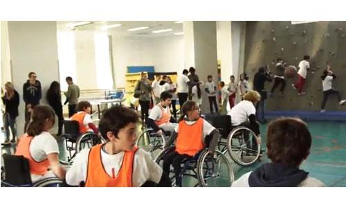 Semaine Olympique à l'école : le paralympisme à l'honneur