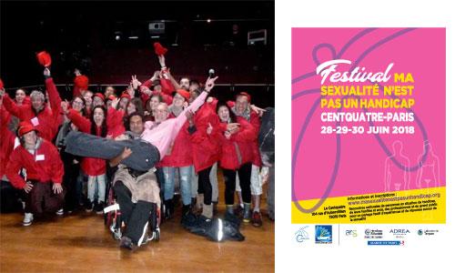 Sexe et handicap : un festival pour tout savoir à Paris
