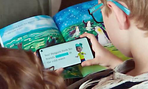 StorySign : l'appli qui lit les histoires d'enfants en LSF