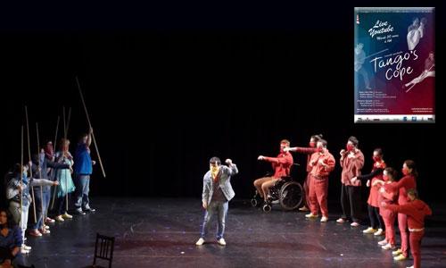 Tango's cope, comédie qui fait valser les clichés handicap