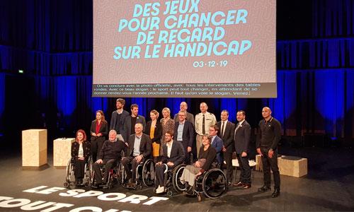 Travailleur handicapé : comment postuler à Paris 2024?