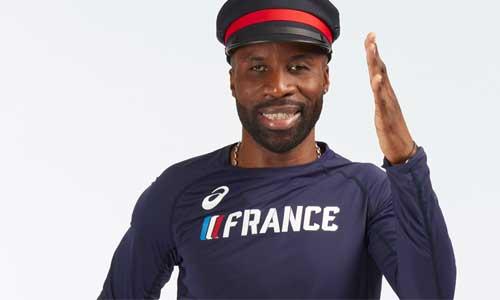 Trésor Makunda, l'athlète pro-accessibilité de la SNCF