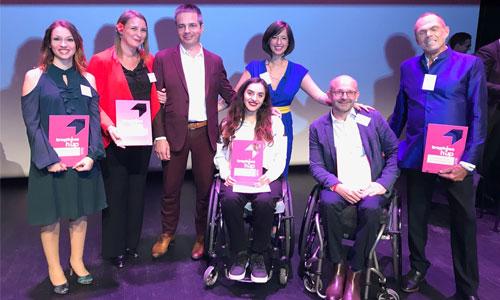 """Trophées H'up 2019 : 6 parcours """"extra-ordinaires"""" primés !"""