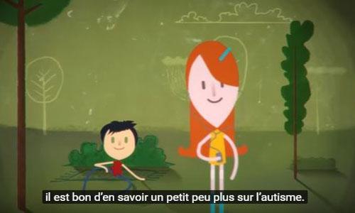 Un film pour aider les enfants à comprendre l'autisme