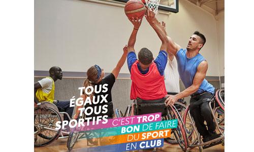 Une campagne pour inciter la France à faire du sport