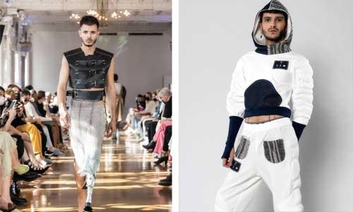 Une école de mode lance des vêtements branchés et inclusifs