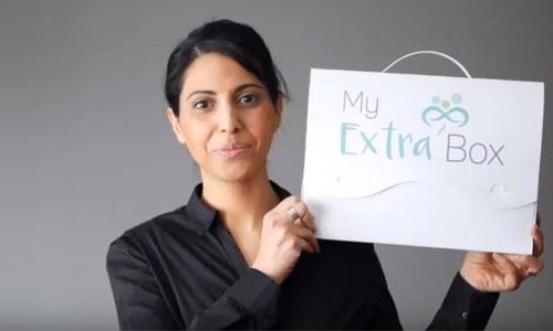Une maman lance l'extra'box pour parents d'enfant handicapé