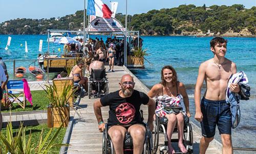 Var : le paradis des activités nautiques accessibles ?