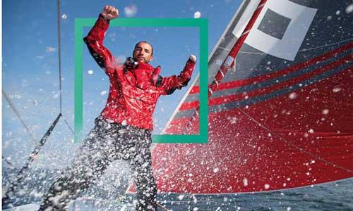 Vendée Globe : Damien Seguin, une seule main et zéro limite