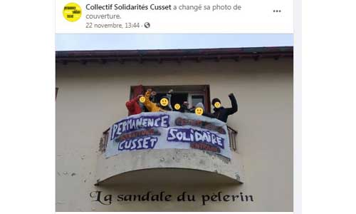 Villeurbanne : squat d'un site pour personnes handicapées