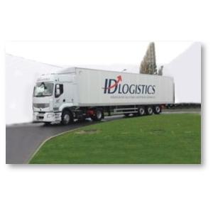 Logo de l'entreprise ID Logistics