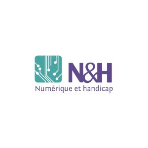 Logo de l'entreprise Numérique et Handicap